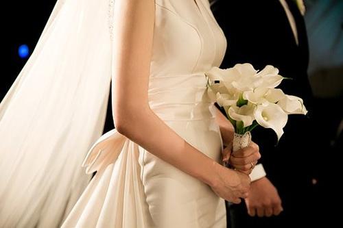 姿勢から美しい花嫁になるために