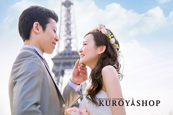 フランス旅行の合間に結婚式の前撮り!手軽すぎてみんなに教えたいフォトツアー