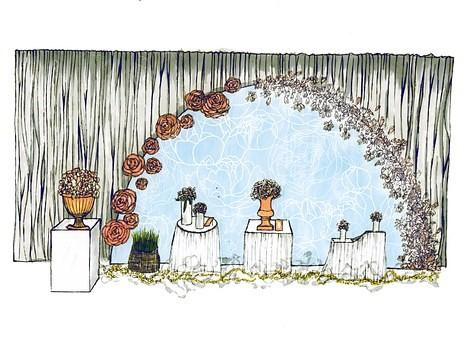 自分らしい結婚式を計画しているご新婦様へ~ウエディングドレスの選び方~